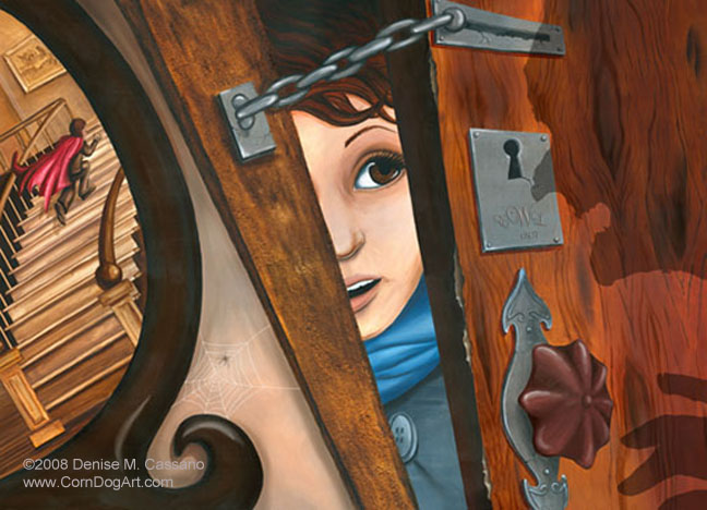 Through the Keyhole, Denise Cassano