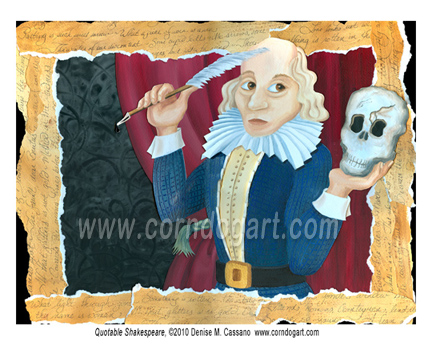 Shakespeare Illustration Contest