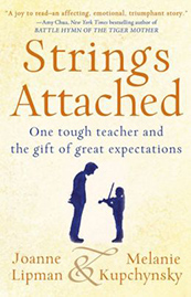Strings Attached Book Cover