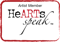 HeARTs Speak Logo
