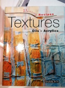 Painting Textures in Oil and Acrylics