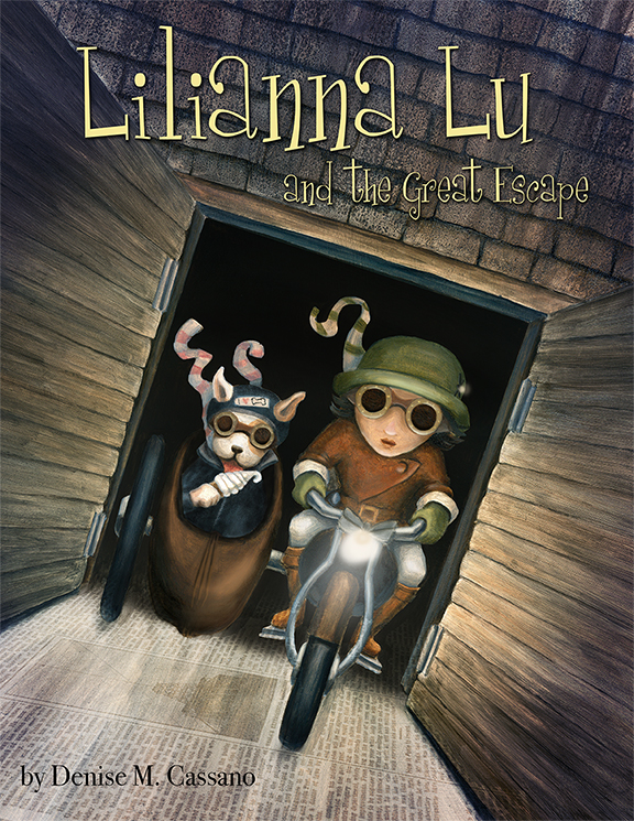 Lilianna Lu MG Cover Art
