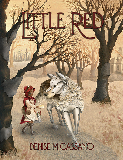Little Red MG Cover Art